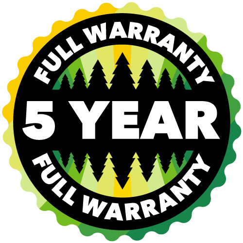NextLight 5 Year Warranty
